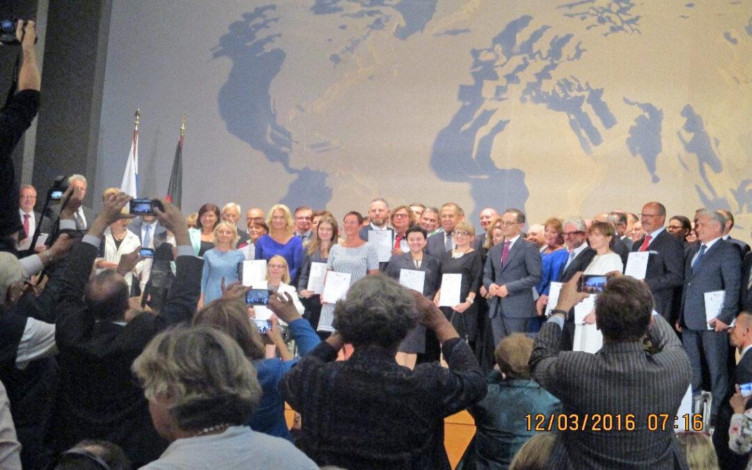 Abschluss Deutsch-Russisches Jahr der kommunalen Partnerschaften 2017/2018