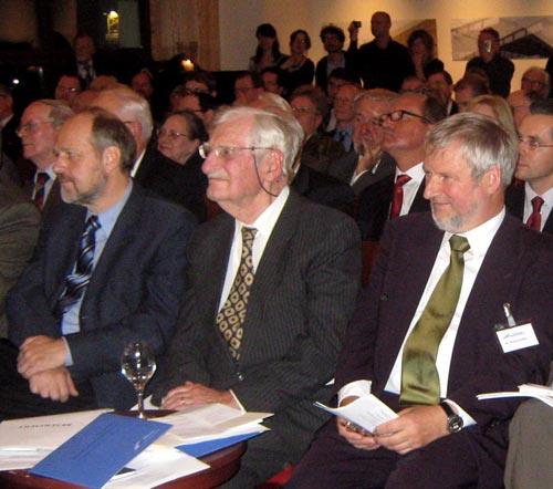 Trauer um Ehrenvorsitzenden Dr. Franz von Hammerstein