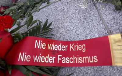 8./9. Mai 2021 – 76. Jahrestag der Befreiung vom Faschismus
